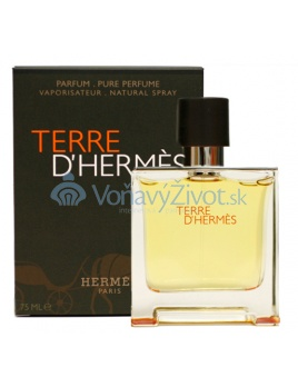 Hermés Terre D'Hermés Pure Perfume M EDP 75ml