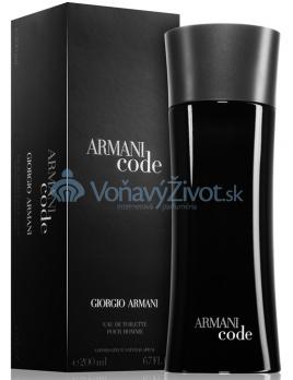Giorgio Armani Code M EDT 200ml