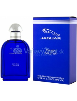 Jaguar for Men Evolution EDT 100 ml M