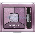 Bourjois Paris Smoky Stories Quad Eyeshadow Palette 3,2g - 07 In Mauve Again