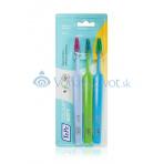 TePe Colour Soft zubní kartáčky soft 3ks