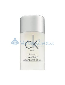Calvin Klein ONE Deo stick UNI 75ml