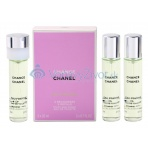 Chanel Chance Twist and Spray 3 Refills EDT W 3x20ml
