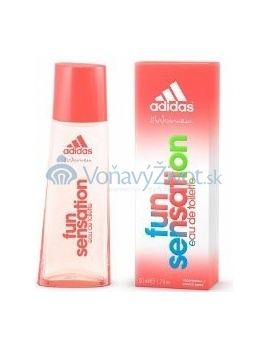 Adidas Fun Sensation W EDT 50ml