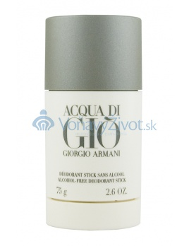 Giorgio Armani Acqua di Gio Pour Homme Deostick M 75ml