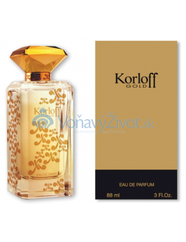 Korloff Gold W EDP 88ml
