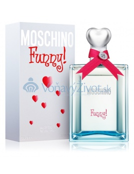 Moschino Funny! W EDT 100ml