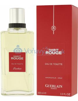 Guerlain Habit Rouge EDT 100 ml M