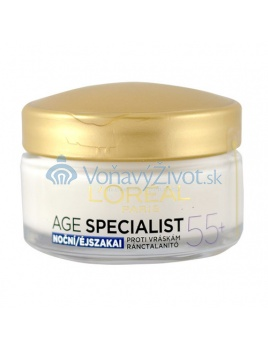 L'Oréal Paris Age Specialist 55+ Night Cream 50ml W