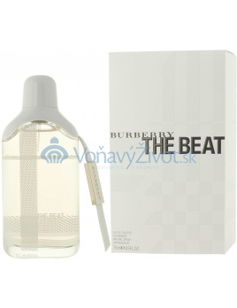 Burberry The Beat W EDT 75ml