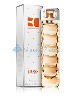 Hugo Boss Orange W EDT 75ml