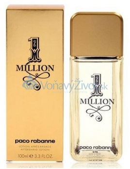 Paco Rabanne 1 Million After Shave Lotion M 100ml