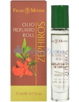 Frais Monde Zephiros Perfumed Oil Roll Parfémovaný olej 15ml W