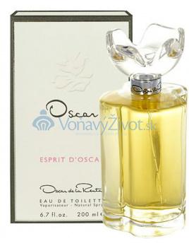 Oscar de la Renta Esprit d'Oscar W EDT 200ml