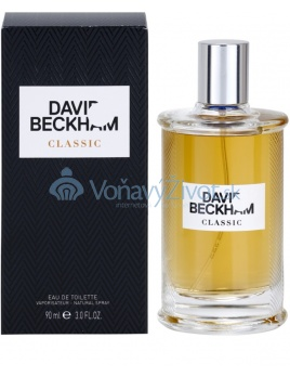 David Beckham Classic M EDT 90ml