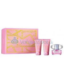 Versace Bright Crystal W EDT 50ml + BL 50ml + SG 50ml