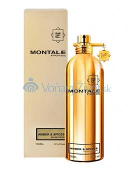 Montale Paris Amber&Spices Parfémovaná voda 100ml U