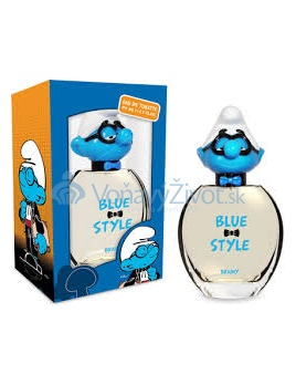 The Smurfs Blue Style Brainy EDT 50ml