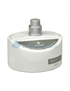 Aigner White MAN EDT 125ml TESTER