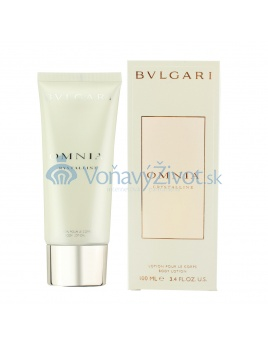 Bvlgari Omnia Crystalline Body Lotion 100 ml (woman)