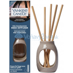 Yankee Candle Pre-Fragranced Reed Diffuser Black Coconut
