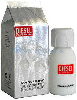 Diesel Plus Plus Masculine M EDT 75ml