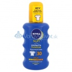 Nivea Sun Protect & Moisture Sun Spray SPF30 200ml