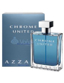 Azzaro Chrome United Toaletná voda 100ml M
