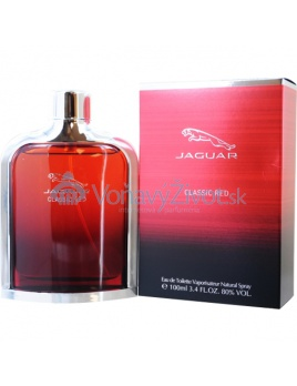 Jaguar Classic Red M EDT 100ml