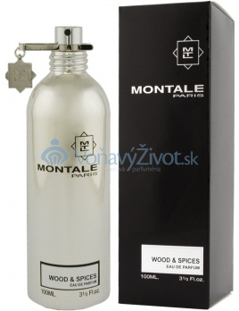 Montale Paris Wood&Spices Parfémovaná voda 100ml M