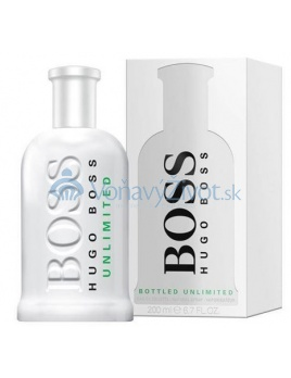 Hugo Boss Bottled Unlimited M EDT 200ml