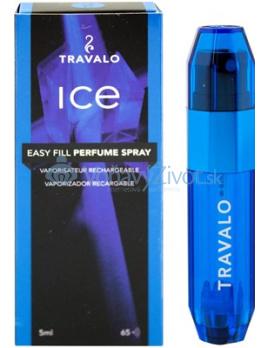 Travalo Perfume Pod Ice 65 Sprays - Blue 5 ml