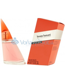 Bruno Banani Absolute Woman W EDT 60ml