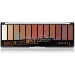 Rimmel London Magnif'Eyes Eye Contouring Palette 14,16g - 005 Spice Edition