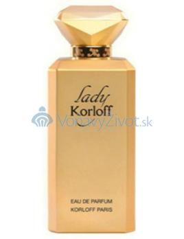 Korloff Lady Korloff W EDP 88ml TESTER
