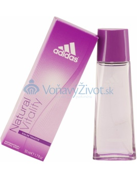 Adidas Natural Vitality W EDT 50ml