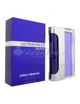 Paco Rabanne Ultraviolet M EDT 100ml TESTER