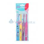 TePe Kids Extra Soft dětské zubní kartáčky extra soft 4ks