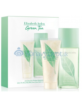 Elizabeth Arden Green Tea W EDP 100ml + Honey Drops BL 100ml