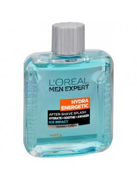 L'Oréal Men Expert Hydra Energetic Ice Impact After-Shave Splash 100ml