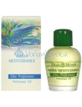 Frais Monde Mediterranean Amber Perfumed Oil Parfémovaný olej 12ml W