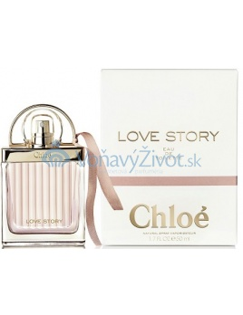 Chloé Love Story Eau De Toilette W EDT 50ml