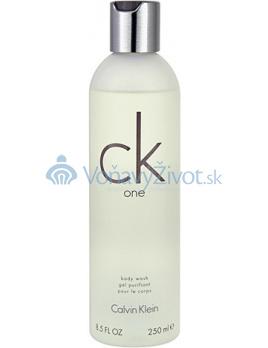 Calvin Klein CK One Sprchový gél 250ml U