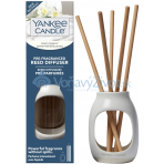 Yankee Candle Pre-Fragranced Reed Diffuser Fluffy Towels