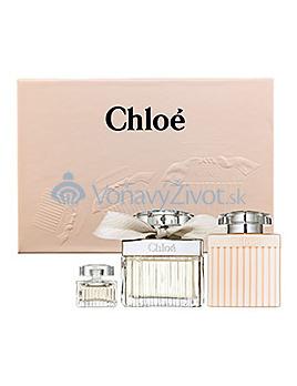 Chloé Chloé W EDP 75ml + BL 100ml + EDP 5ml