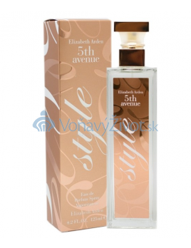 Elizabeth Arden 5th Avenue Style W EDP 125ml