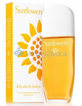 Elizabeth Arden Sunflowers W EDT 30ml