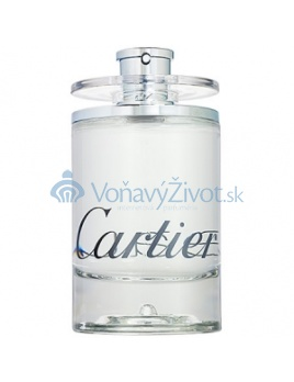 CARTIER Eau de Cartier Tester 100ml U