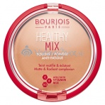 Bourjois Paris Healthy Mix Anti-Fatigue Powder 11g - 04 Light Bronze