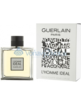 Guerlain L'Homme Ideal M EDT 100ml